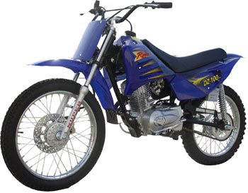 DIRT BIKE INFANTIL CROSS
