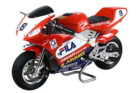 Fila Ducati Mini Moto